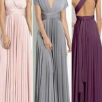 Ideas de vestidos para damas de honor