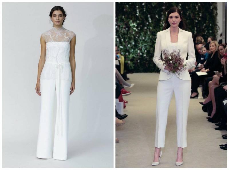 traje pantalon para una boda – vestidos madrina